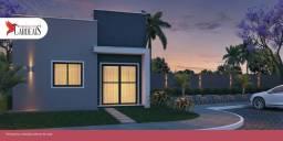 Casas em Condomínio a 08 min do Shopping - Escritura grátis - Facilidades de pagamento