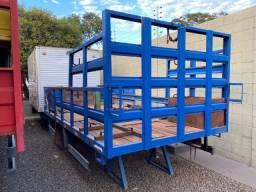 Carroceria Facchini 4,20M 2013/2013 Azul
