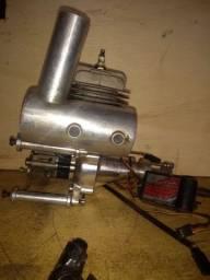 Motor. Aeomodelo  DlA 56