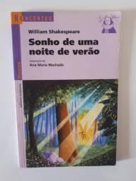 Livro: Sonho de uma noite de verão - William Shakespeare (usado / em bom estado)