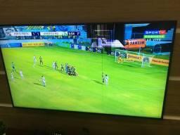 Tv Sansung 55? tela com defeito