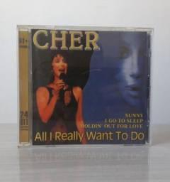 CD Cher - All I Really Want To Do (Versão Nacional)