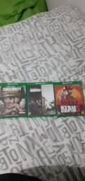 Jogos Xbox One RBS RD2 CODWWll