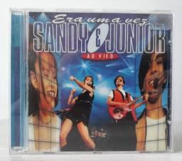 CD Sandy e Junior - Era Uma Vez Ao Vivo (Original de 1998)