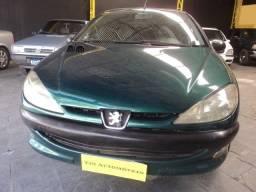 Peugeot 206 2001 passion em perfeito estado financio mesmo com nome sujo
