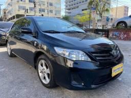 Título do anúncio: Toyota Corolla 2013 GLI + GNV