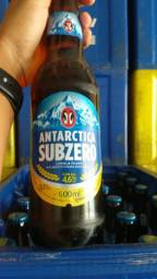 Cerveja antartica subzero
