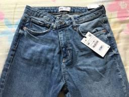 Vendo Calça Jeans da Zara Tam 40