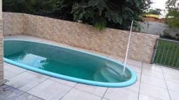 Casa linda com piscina em Tanguá. ( em inventário ).