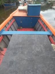 Vendo barco de pesca R$15.500