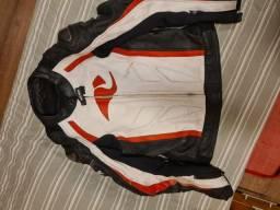 Macacão Race Tech Daytona Race 2 tam. 52 - 2 peças
