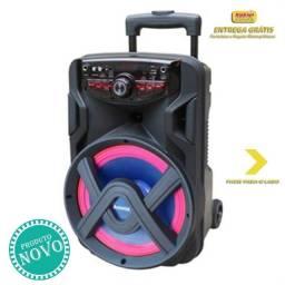 Caixa de Som Amvox Aca 250 Groove Bluetooth - Amplificada 250W USB com Tweeter