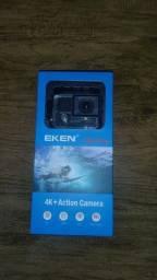 Câmera de ação Eken h6s - semelhante a Go Pro