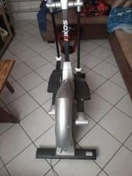 Elíptico kikos equipamento de ginástica