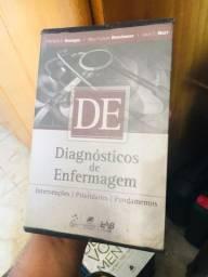 Livro Diagnósticos de Enfermagem