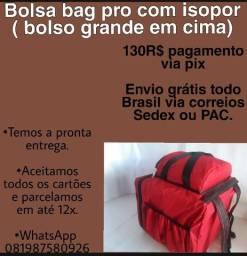 Título do anúncio: Promoção bags entregadores