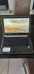 Notebook HP I7.