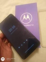 Motorola one macro 64 GB bateria 4000