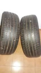 Vendo 2 pneus Michelin Primacy 3 Semi Novo $ 600,00
