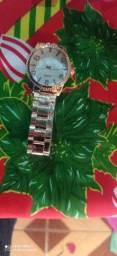 Relógio novo<br>marca QUARTZ