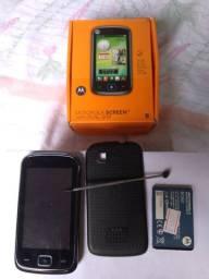 Celular Motorola EX128