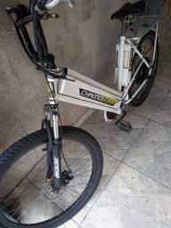 Bicicleta eletrica crohnos