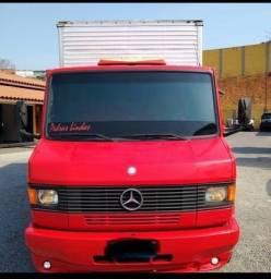 Título do anúncio: Caminhão Mercedes Benz 710 diesel-bau