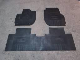 Conjunto Original de Tapetes Emborrachados Honda City
