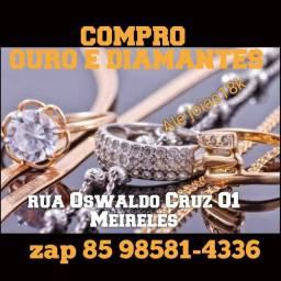 OURO E DIAMANTES 750 ALE JOIAS18K