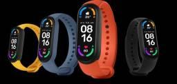 Título do anúncio: Xiaomi m6 smartwatch 2021
