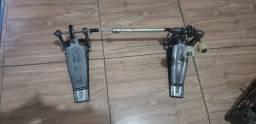 Título do anúncio: Pedal Dublo Pearl Alta Performace