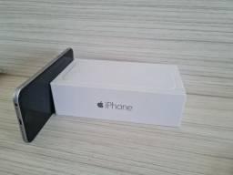 IPHONE 6 16GB PRATA SEMI NOVO