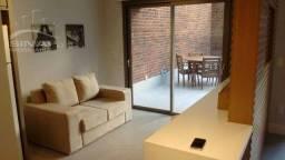 Apartamento com 1 dormitório para alugar, 72 m² por R$ 5.800,00/mês - Jardim Paulista - Sã