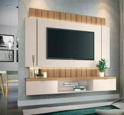 """Promoção de Agosto - Painel Illusion com LED - TV 55"""""""