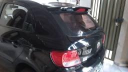 Carro Gol preto 1.0 2013