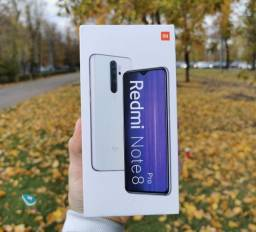 Redmi Note 8 PRO  -Lacrados e Global