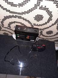 Rádio microfone USB cartão ?