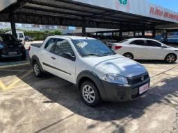 Strada Hard Working Cabine Dupla   Completa  de R$ 72.900,00 por R$ 68.900,00