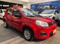 Fiat Uno Attractive 1.0 completa - Vistoriada 2021
