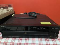 DVD Sony C601ES