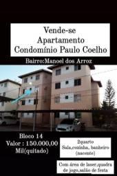Vendo -condominio Paulo Coelho