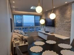 Excelente apartamento com 2 quartos sendo 1 suíte