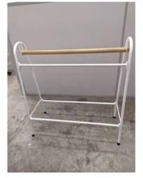 Dispenser - Suporte Para Lençol Hospitalar Móvel 70cm
