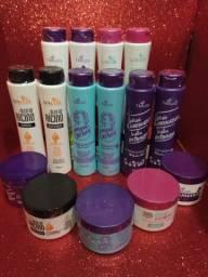 Kits shampoo condicionador e máscara