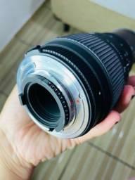 Lente 70-300mm Sigma