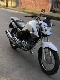 Título do anúncio: Vendo moto fan 160