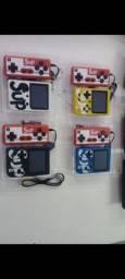 Mini Video Game Sup 400 Jogos Retro C/ Controle