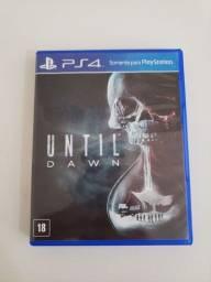 Título do anúncio: Until Dawn