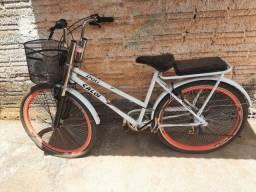 Título do anúncio: Bicicleta estado de nova