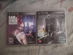 Jogos PS3 (USADOS ESTADO DE NOVO)